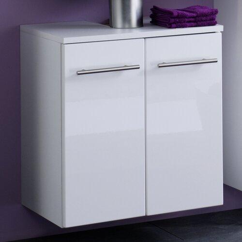 50 cm wandbefestiger Waschbeckenunterschrank Blanco | Bad > Badmöbel > Waschbeckenunterschränke | Holzwerkstoff - Mdf | Held Möbel