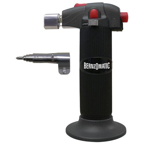 bernzomatic micro flame butane torch kit 019133 st2200t ebay. Black Bedroom Furniture Sets. Home Design Ideas