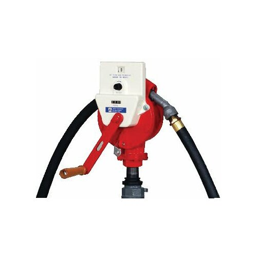 Fill Rite Mechanical Flow Meters   series 900 basic meter w/1 inlet