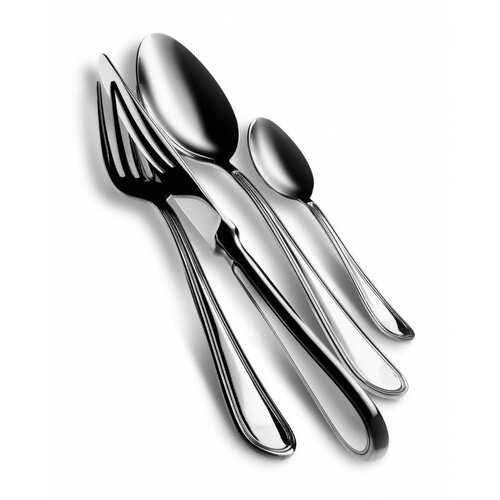 24-tlg. Besteckset Norma | Küche und Esszimmer > Besteck und Geschirr > Besteck | Mepra