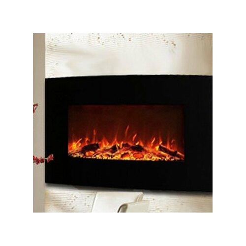 Gibson living soho wall mount electric fireplace gili1000 for 24 wall mount electric fireplace