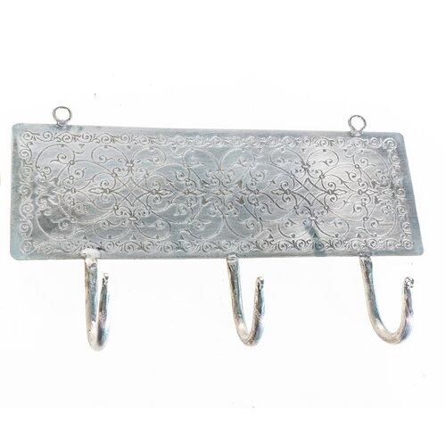 Garderobenhaken   Flur & Diele > Garderoben > Garderobenhaken   Silver   Metall   Wildon Home