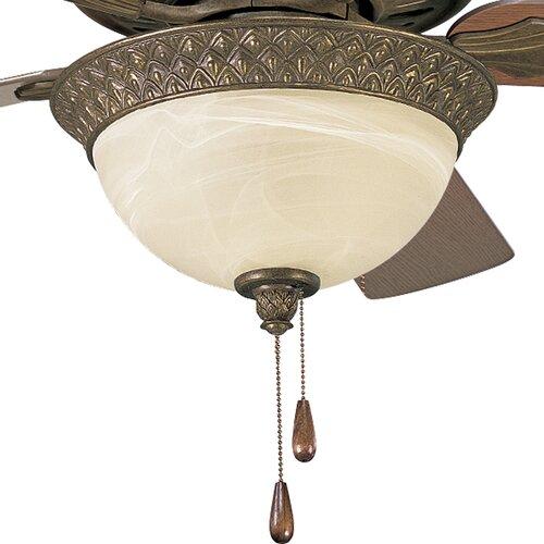 Monte Carlo Fan Company Island Bowl Ceiling Fan Light Kit