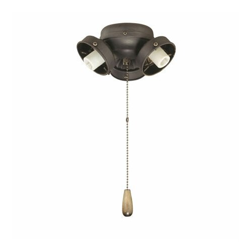 Thomas Lighting Three Light Ceiling Fan Light Kit   T183 63