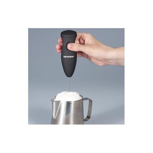 Manueller Milchaufschäumer | Küche und Esszimmer > Kaffee und Tee > Milchaufschäumer | Black | Severin