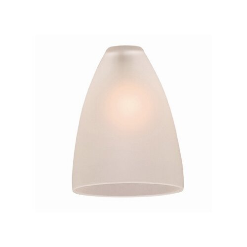 Monte Carlo Fan Company Frosted Bell Accessory Glass Shade with