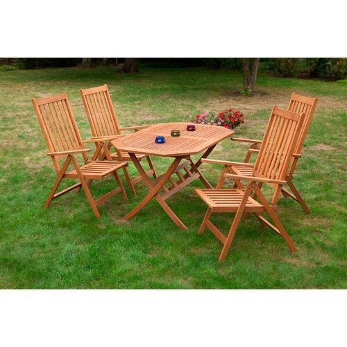 Cremeweiss Holz Gartenmobel Set Online Kaufen Mobel