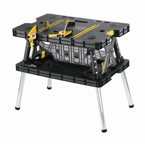 Keter Folding Work Table 17182239