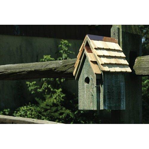 Heartwood Blue Bird Manor Bird House