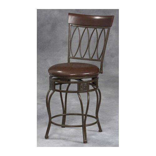Awe Inspiring Linon 30 Bar Stool 02563Mtl 01 Kd U On Popscreen Andrewgaddart Wooden Chair Designs For Living Room Andrewgaddartcom