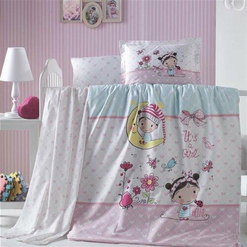 Kinder-Bettwäsche Ellie | Kinderzimmer > Textilien für Kinder > Kinderbettwäsche | Pink | Sei Design