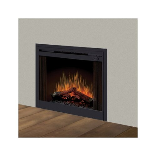 Dimplex 33 Slim Line Built In Wall Mount Electric Fireplace Ebay