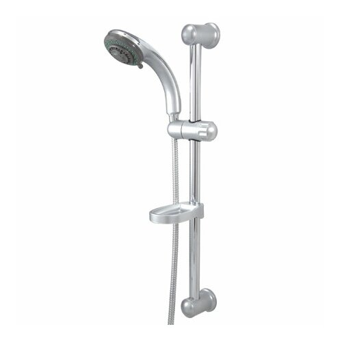 Volume Control Bar : Settings slide bar volume control hand shower kit with