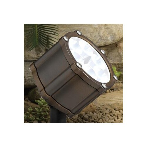 Kichler led outdoor landscape accent light ebay for Outdoor accent lighting