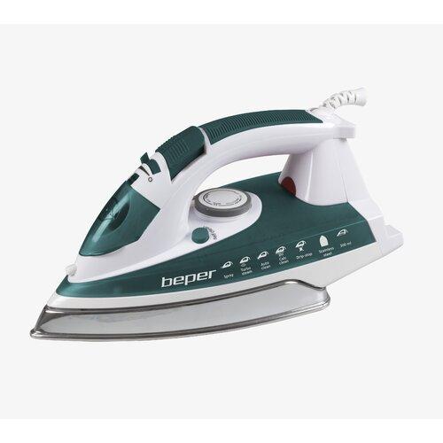 Bügeleisen 2200 W | Flur & Diele > Haushaltsgeräte > Bügeleisen | Whiteblue | Kunststoff | Beper