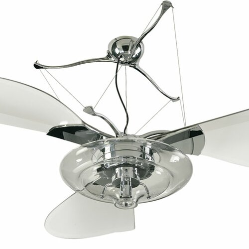 Emerson Fans 56 Heat Industrial 3 Blade Ceiling Fan