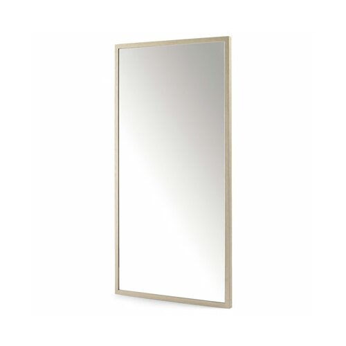 Howard Elliott Texan Full Length Mirror in Silver Leaf
