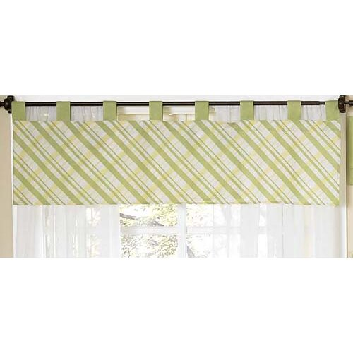 Sweet Jojo Designs Leap Frog Window Valance   Valance LeapFrog
