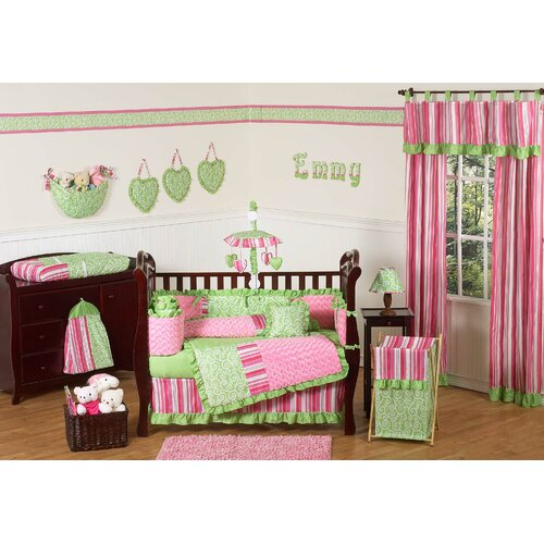 Sweet Jojo Designs Olivia Crib Bedding Collection   Olivia Crib