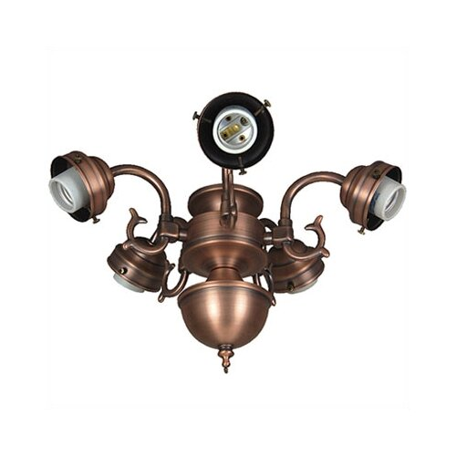 Craftmade Compact Fluorescent Decorative Scroll Ceiling