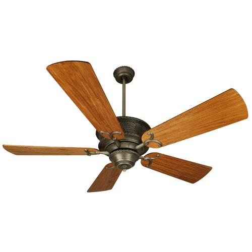 Emerson Fans 52 Curva Sky 3 Blade Ceiling Fan with Remote