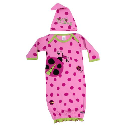 creative-baby-shower-gifts-all-nighter-gown-and-cap-set