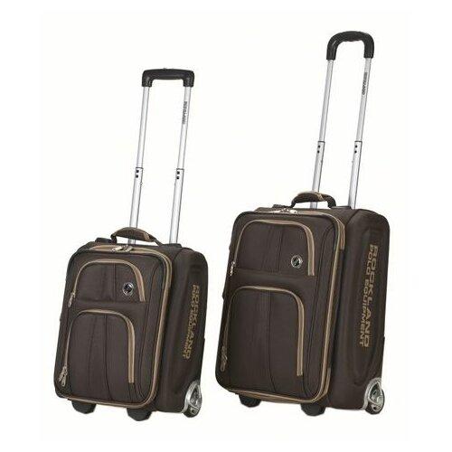 Rockland Polo Equipment 2 Piece Luggage Set