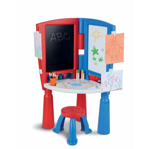 Little Tikes 2 In 1 Art Desk And Easel Ebay