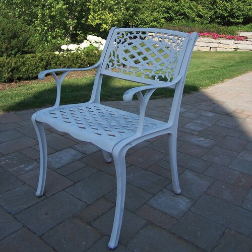 Oakland Living Mississippi Dining Arm Chair   2012