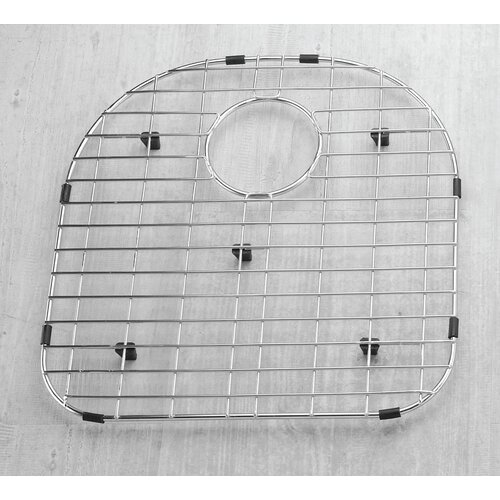 Yosemite Home Decor 15.875 x 16.125 Stainless Steel Sink Grid with