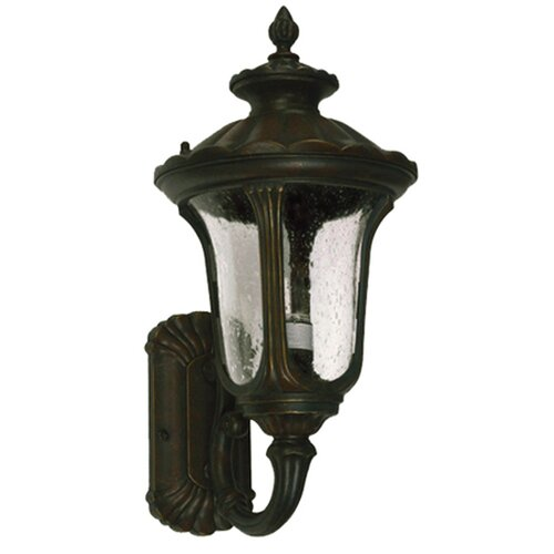 Yosemite Home Decor Tori 3 Light Outdoor Wall Lantern   5324UIBL