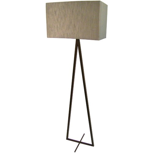 Yosemite Home Decor 1 Light Portable Floor Lamp