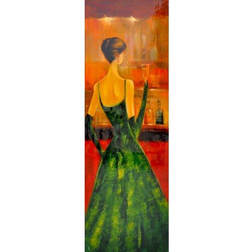 Yosemite Home Decor Women of Distinction Canvas Art   FCB4660Q 2