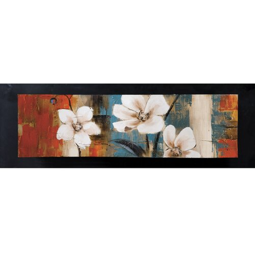 Yosemite Home Decor Pretty in White II Canvas Art   YA090870B