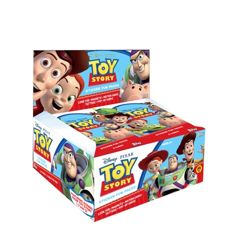 Topps Toy Story Trading Cards & Stickers Trading Cards   TOYSTORY