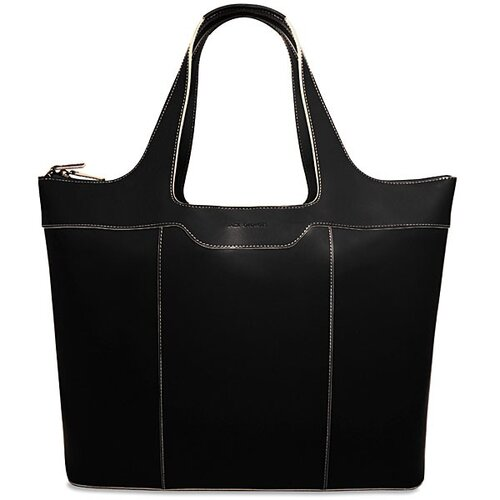 Jack Georges Milano Edge Zip Handle Tote