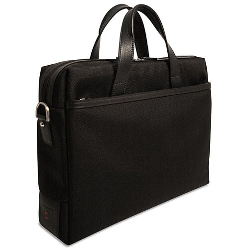 Jack Georges Generations Lite Single Gusset Top Zip Briefcase