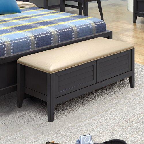 Bedroom 18 Storage Bench Bedroom Accent Furniture Ideas: Najarian Furniture Steps Wood Storage Bedroom Bench