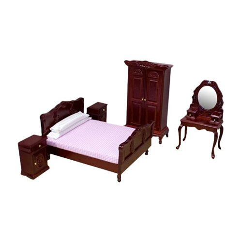 melissa doug dollhouse bedroom furniture ebay