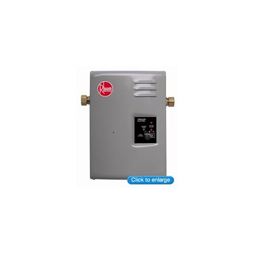 Rheem Outdoor Tankless Water Heater Natural Gas RTG95XNG