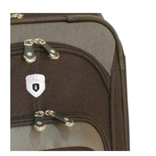 Club Lexington 3 Piece Expandable Spinner Luggage Set   PR 24103 201
