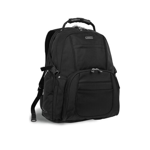 World Knox Laptop Backpack   MS 17 BLACK
