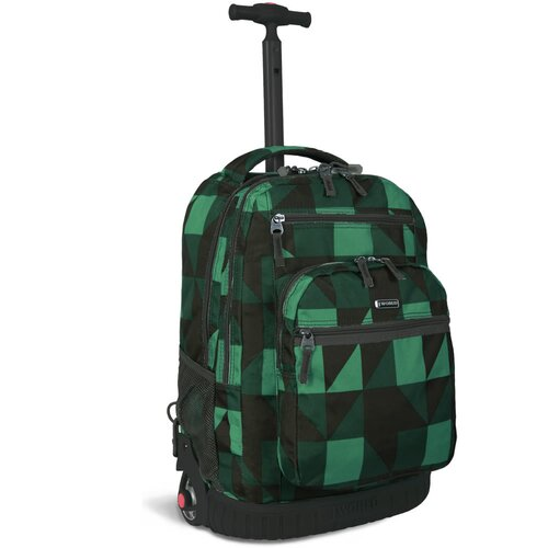 World Sundance Rolling Backpack with Laptop Sleeve