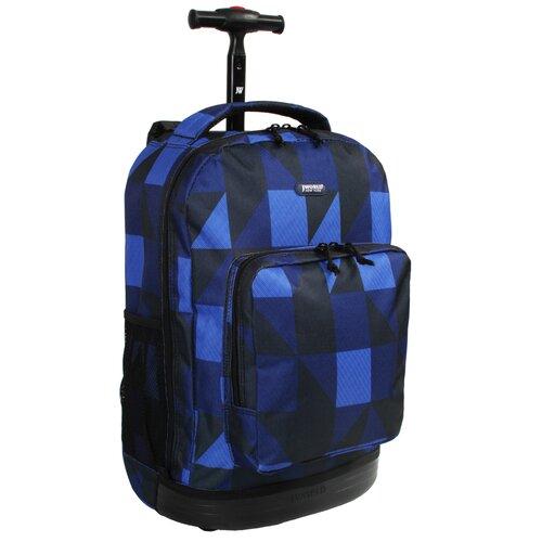 J World Sundown Rolling Backpack