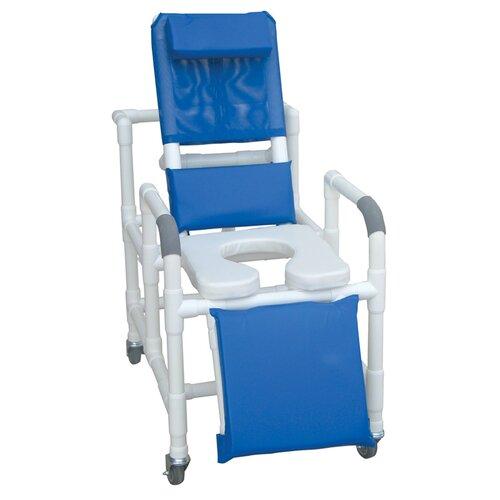 MJM International Reclining Shower Chair   193/194/195/196