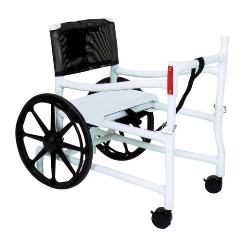 MJM International Combo Walker or Transport Chair