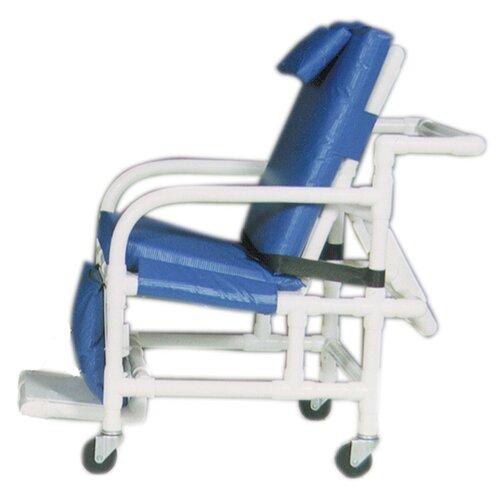 MJM International 18 Geriatric Chair with Optional Tray   518 PL
