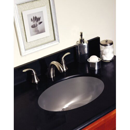 CorStone Advantage Carolina Undermount Oval Bathroom Sink eBay