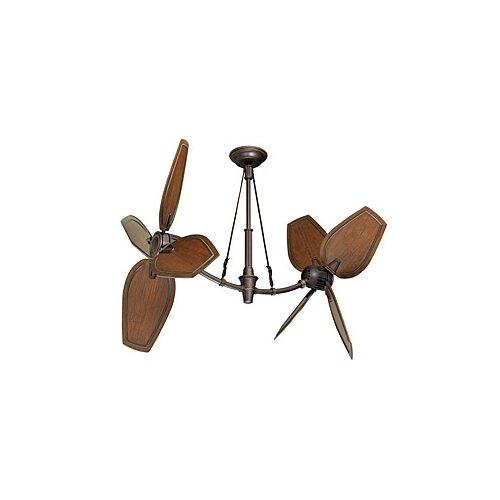 Emerson Fans 44 or 52 St. Croix Indoor/Outdoor Ceiling Fan
