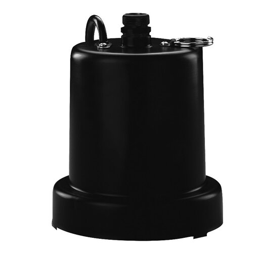 Wayne Water Systems 1/6 HP Heavy Duty Submersible Thermoplastic